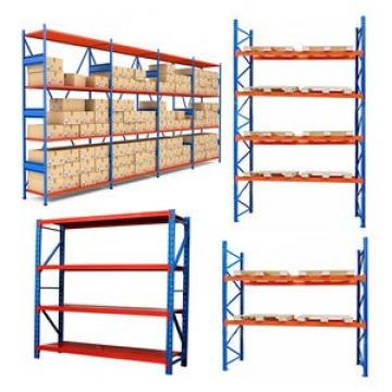 Wooden and Steel Heavy Duty Shelving for Supermarket and Shops