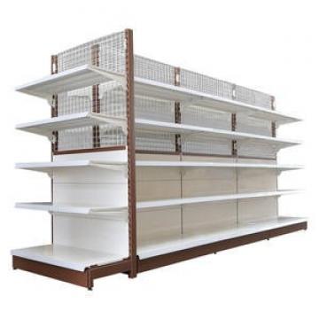 South American Style Heavy Duty Supermarket Display Shelf