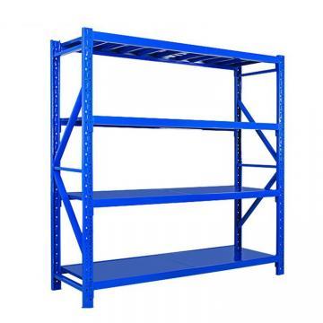Heavy Duty Stacking Galvanized Warehouse Storage Mezzanine Cantilever Teardrop Shelf Metal Steel Shuttle Rack