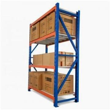 Heavy Duty Selective Stacking Galvanized Warehouse Storage Mezzanine Cantilever Teardrop Shelf Metal Steel Shuttle Rack