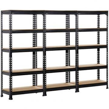 Plastic Pharmacy Storage Shelf Bin Shelving Unit Chrome