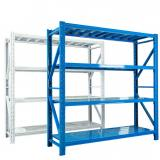 """Refrigerated Area 4 Tier Slanted Wire Shelving Unit Chrome Finish (36"""" W X 18"""" D)"""