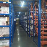 Industrial Light and Heavy Duty Pallet Boltless Rivet Angle Metal Steel Shelf in Storage Rack