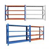 Aluminium Profile Metal Storage Rack Counter Purse Display Rack